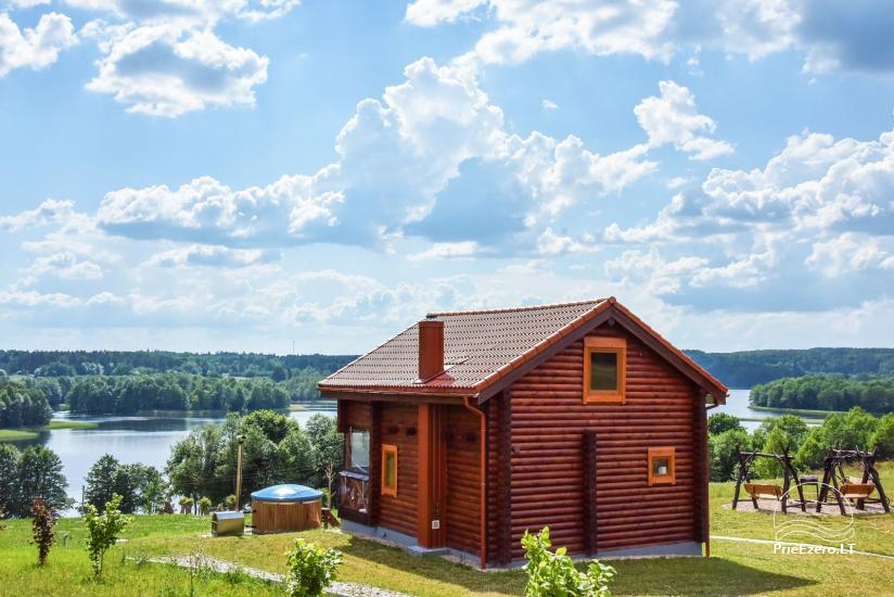Holiday cottages for rent – Countryside homestead Coziness in Trakai district - 17