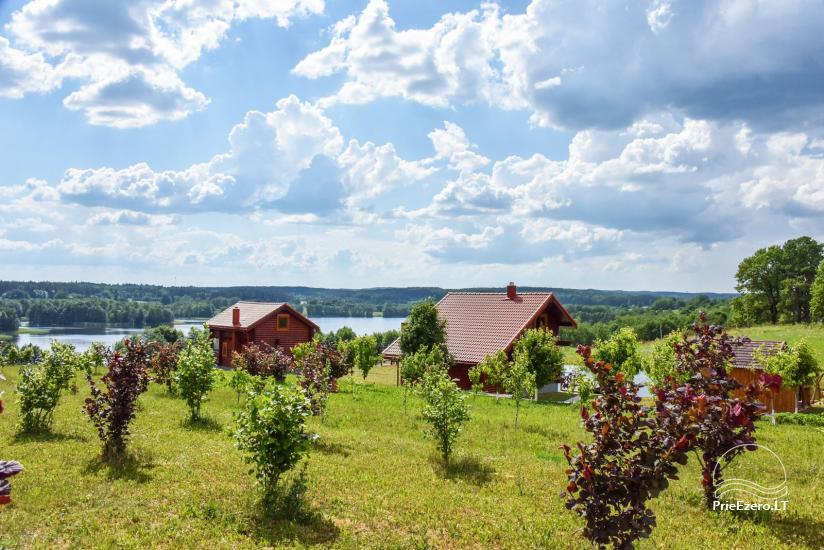 Landgut Gemütlichkeit in der Region Trakai, in Litauen - 3