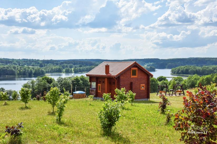 Holiday cottages for rent – Countryside homestead Coziness in Trakai district - 4