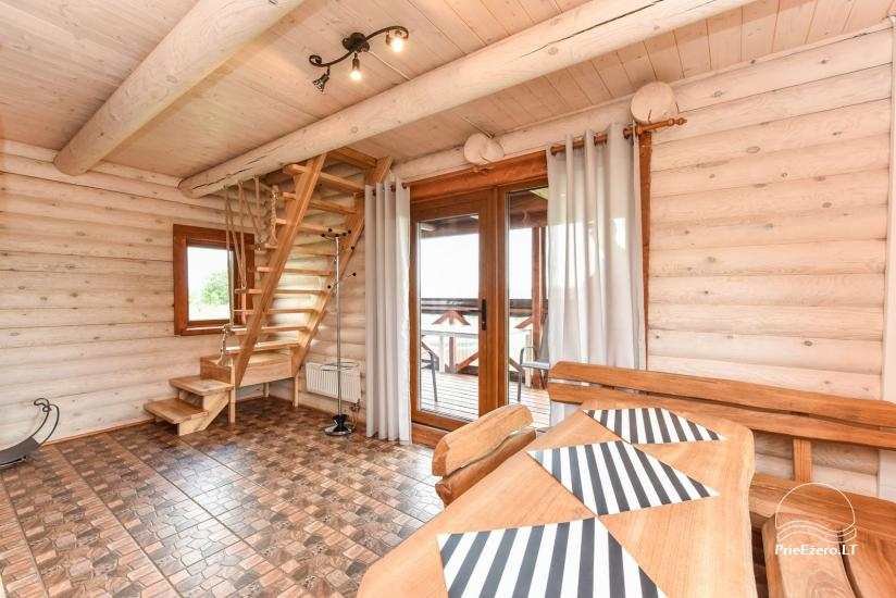 Holiday cottages for rent – Countryside homestead Coziness in Trakai district - 23