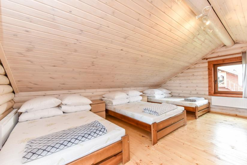 Holiday cottages for rent – Countryside homestead Coziness in Trakai district - 26