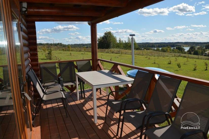 Holiday cottages for rent – Countryside homestead Coziness in Trakai district - 19