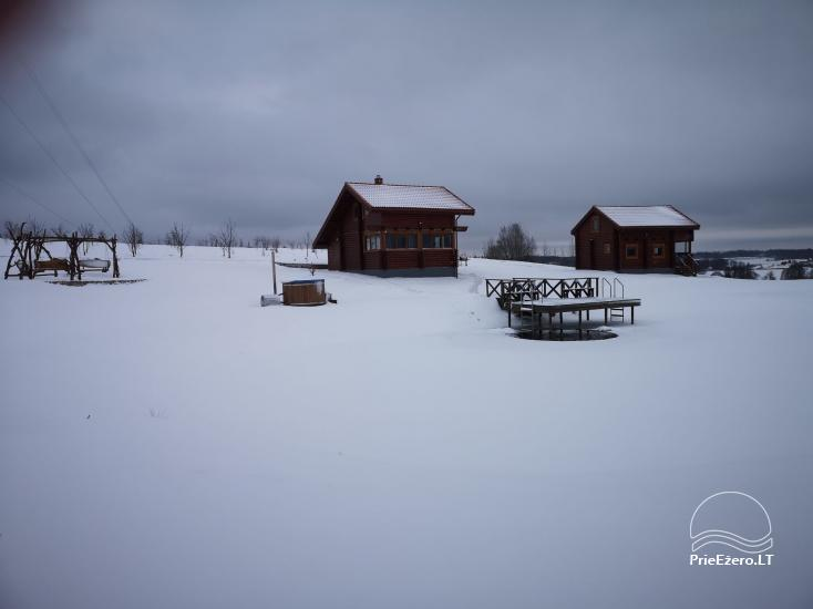 Holiday cottages for rent – Countryside homestead Coziness in Trakai district - 38