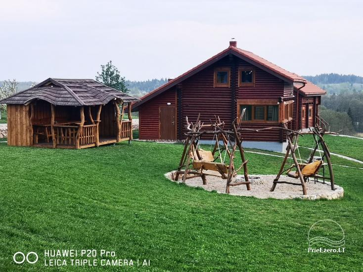 Holiday cottages for rent – Countryside homestead Coziness in Trakai district - 29