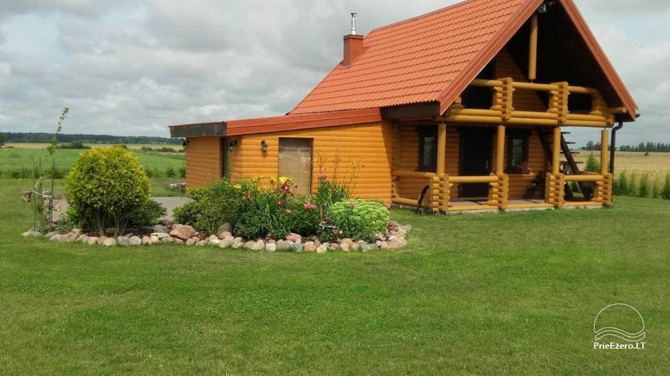 Gehöft mit Sauna in der Region Kaunas - 1