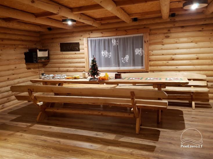 Gehöft mit Sauna in der Region Kaunas - 4