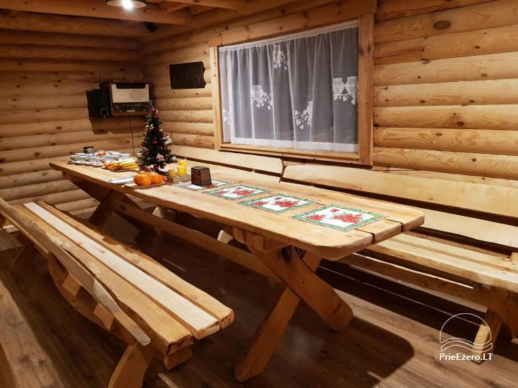 Gehöft mit Sauna in der Region Kaunas - 5