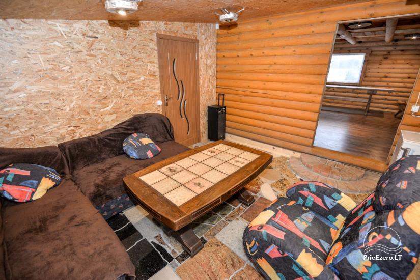 Gehöft mit Sauna in der Region Kaunas - 6