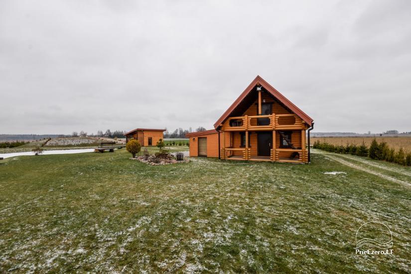Gehöft mit Sauna in der Region Kaunas - 3