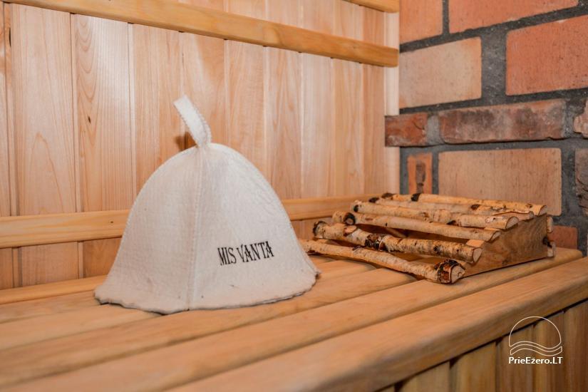 Gospodarstwo z sauną w regionie Kowna - 22