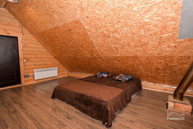 Gehöft mit Sauna in der Region Kaunas - 9