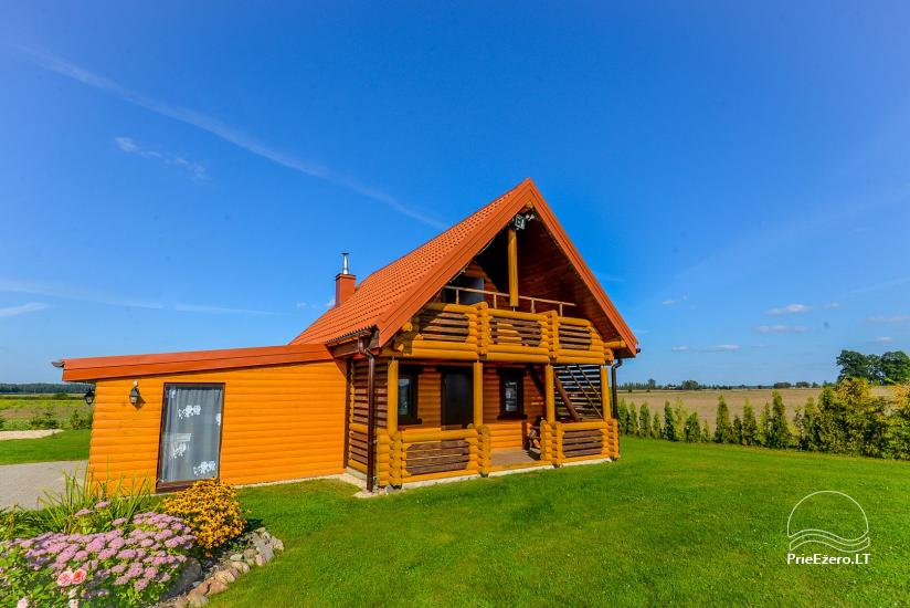 Homestead with sauna in Kaunas region - 4
