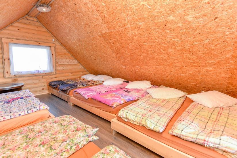 Gospodarstwo z sauną w regionie Kowna - 14