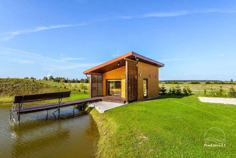Homestead with sauna in Kaunas region - 9