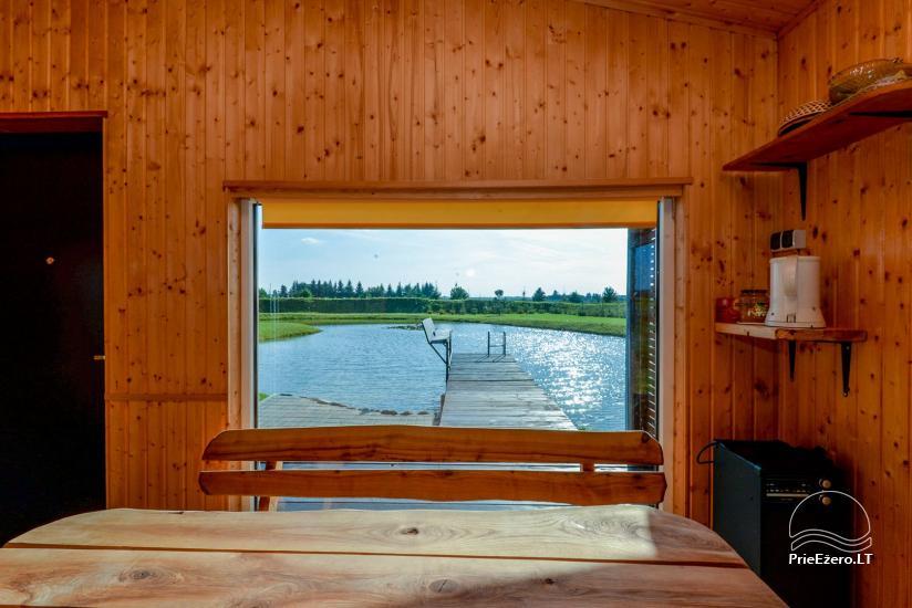 Gospodarstwo z sauną w regionie Kowna - 17
