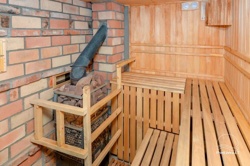 Gospodarstwo z sauną w regionie Kowna - 19