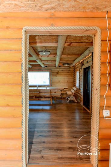 Gospodarstwo z sauną w regionie Kowna - 13