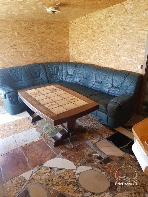 Homestead with sauna in Kaunas region - 12