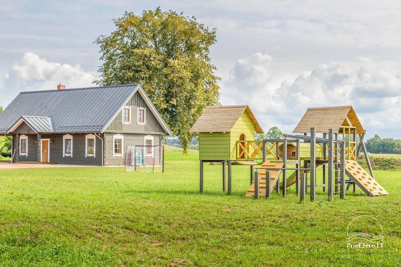 Vila Rica - сельская усадьба возле Друскининкай - 5