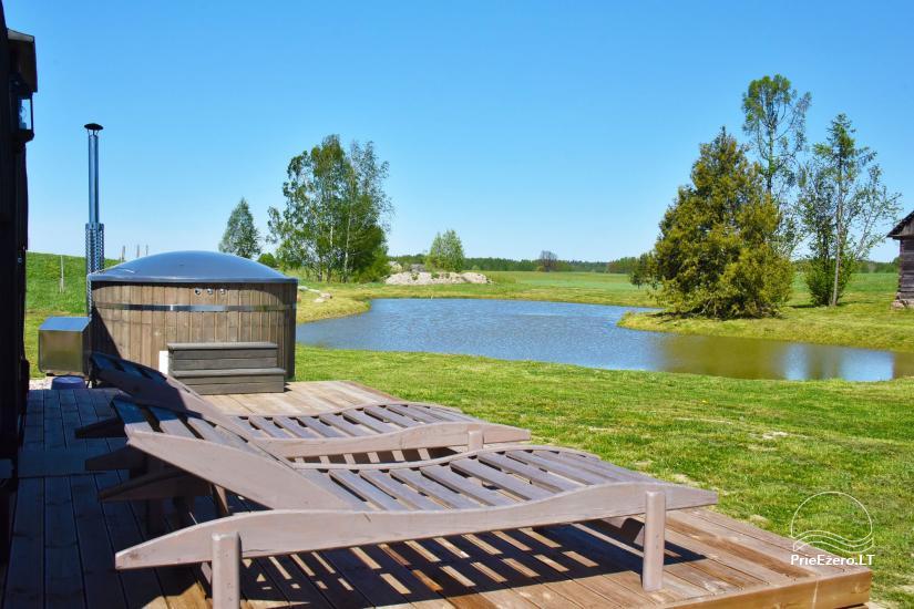 Vila Rica - countryside homestead near Druskininkai - 44
