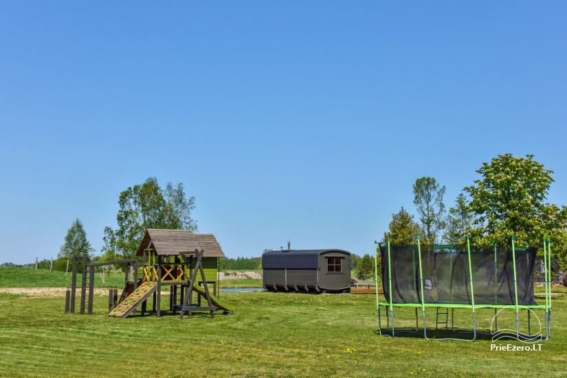 Vila Rica - countryside homestead near Druskininkai - 49
