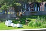 Mileikiai homestead: sauna, hot tub, bed, entertainment