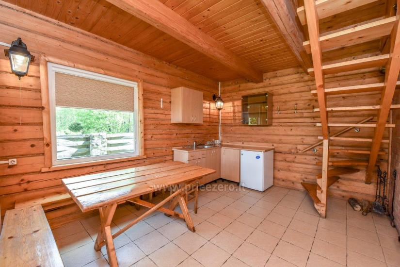 Homestead in Trakai region at the lake Baluosys - 22