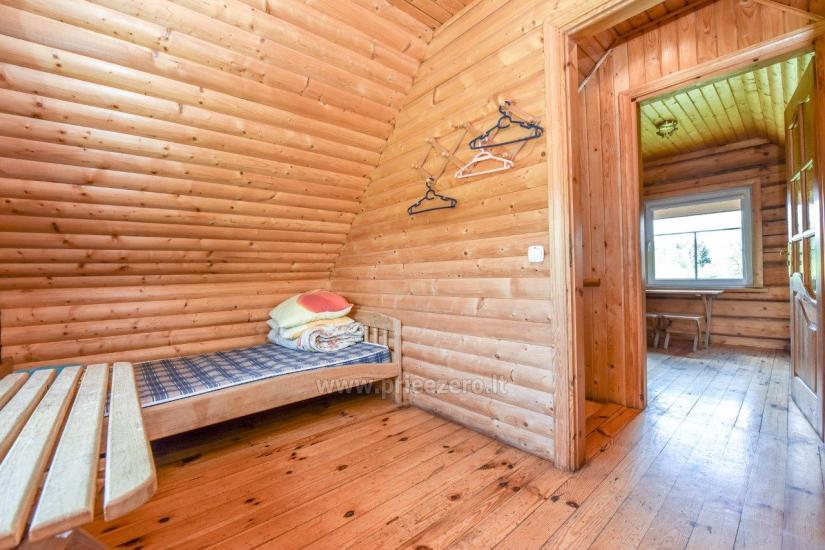 Homestead in Trakai region at the lake Baluosys - 27