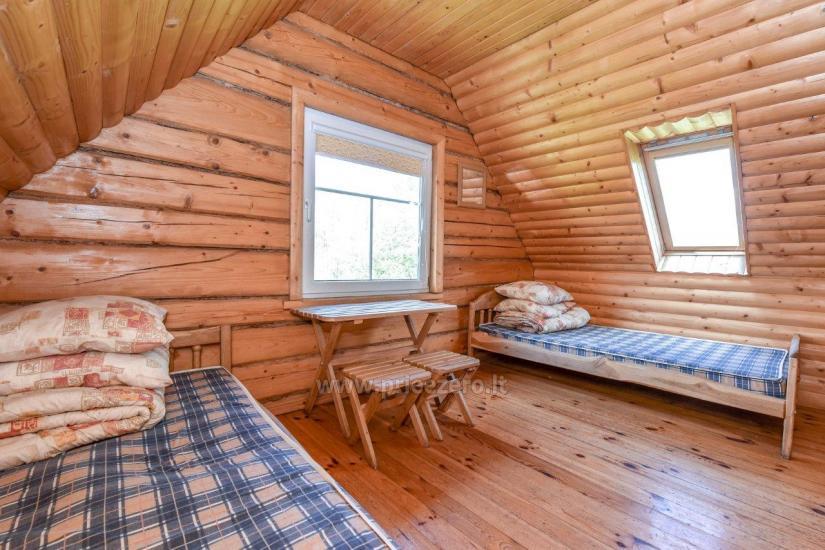 Homestead in Trakai region at the lake Baluosys - 28