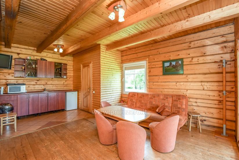 Homestead in Trakai region at the lake Baluosys - 12