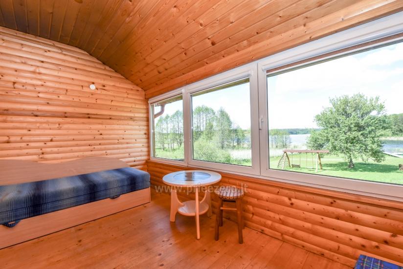 Homestead in Trakai region at the lake Baluosys - 16
