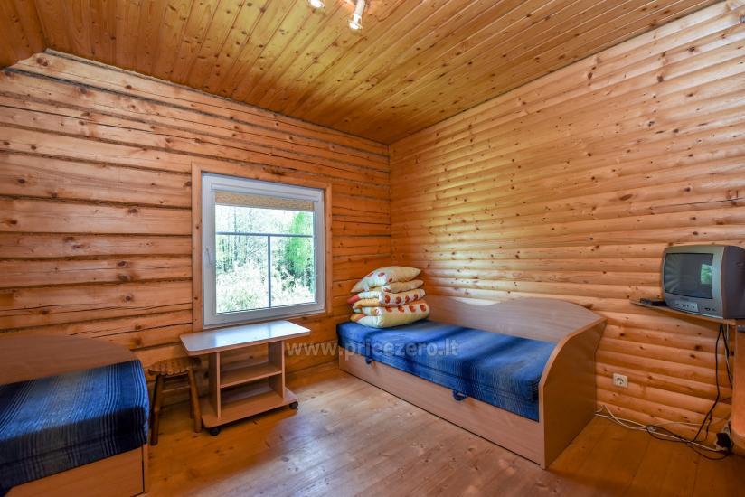 Homestead in Trakai region at the lake Baluosys - 17