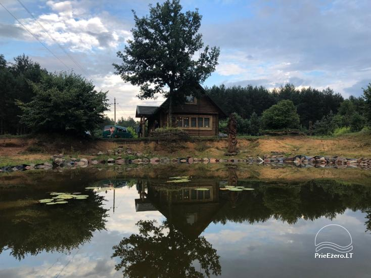 Countryside homestead Šilas - 1