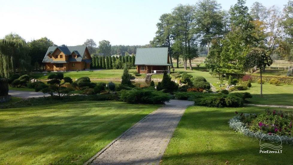 Countryside homestead in Alytus region Girinio sodyba - 2