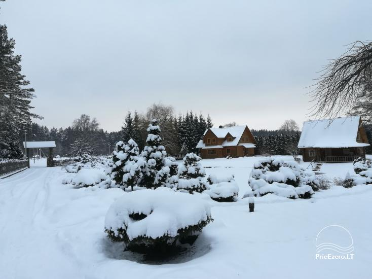 Countryside homestead in Alytus region Girinio sodyba - 5
