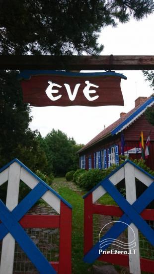 Countryside Farmstead Eve - 2