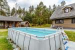 Villa and mini SPA near the lake in a forest - 3
