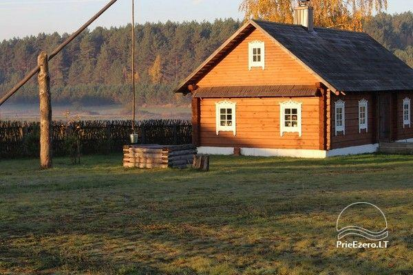 Ethnographic homestead in Lithuania - 1