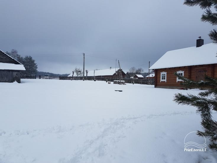 Ethnographic homestead in Lithuania Po Vienu Rūmu - 31