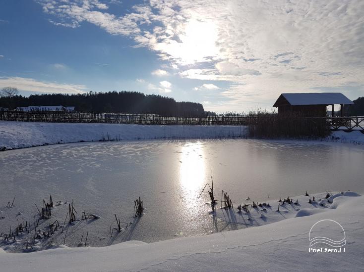 Ethnographic homestead in Lithuania Po Vienu Rūmu - 35