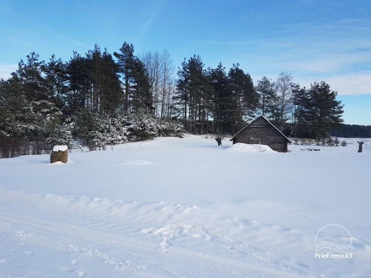 Ethnographic homestead in Lithuania Po Vienu Rūmu - 33