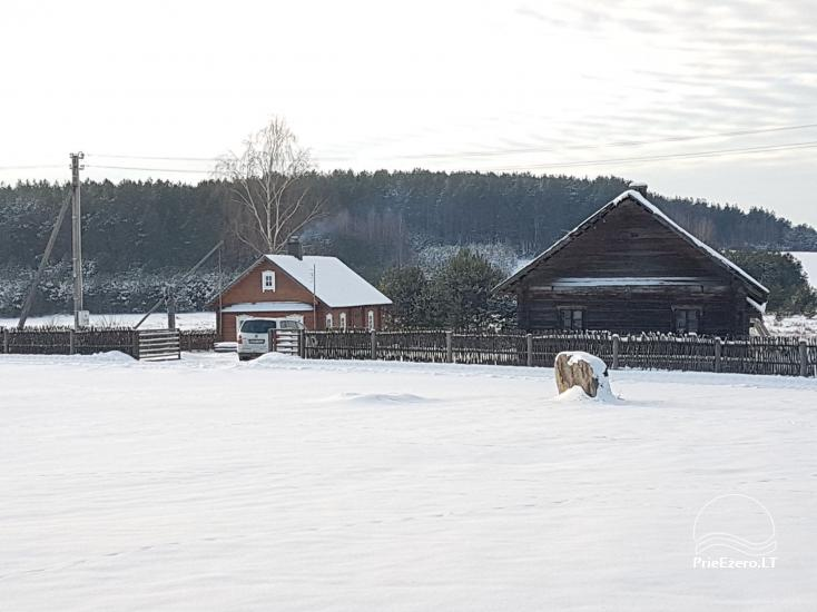 Ethnographic homestead in Lithuania Po Vienu Rūmu - 36