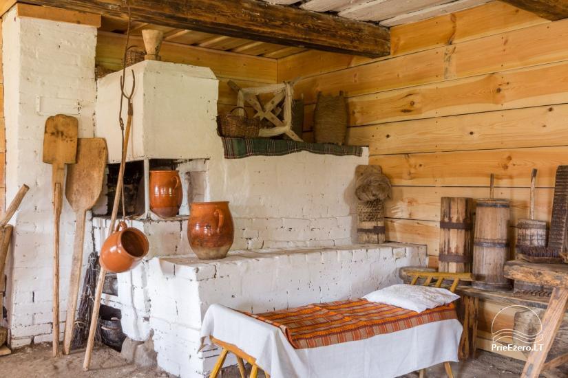 Ethnographic homestead in Lithuania Po Vienu Rūmu - 41