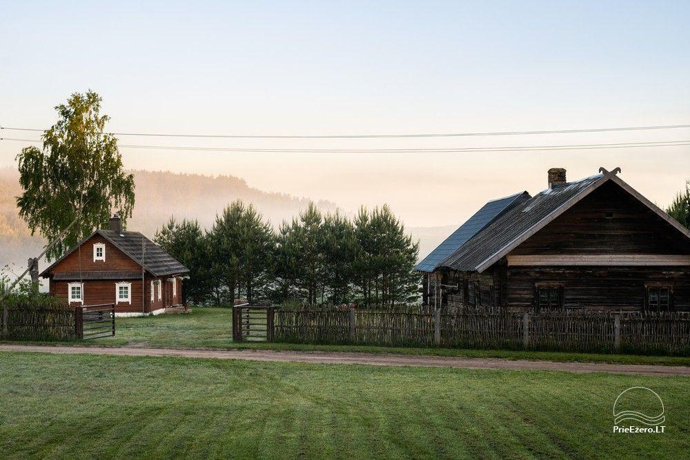 Ethnographic homestead in Lithuania Po Vienu Rūmu - 5