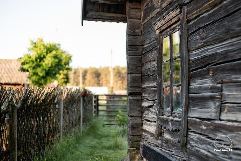 Ethnographic homestead in Lithuania Po Vienu Rūmu - 10