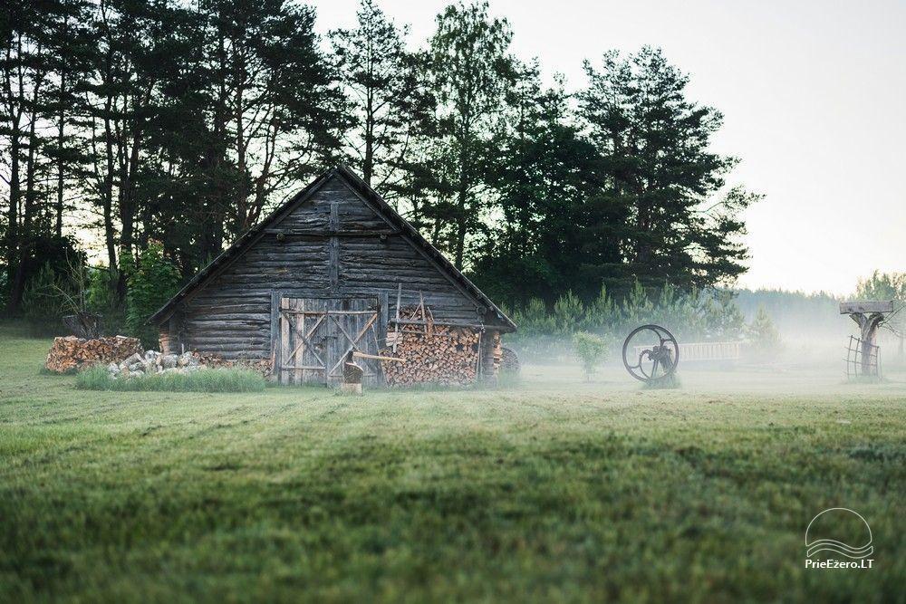 Ethnographic homestead in Lithuania Po Vienu Rūmu - 14