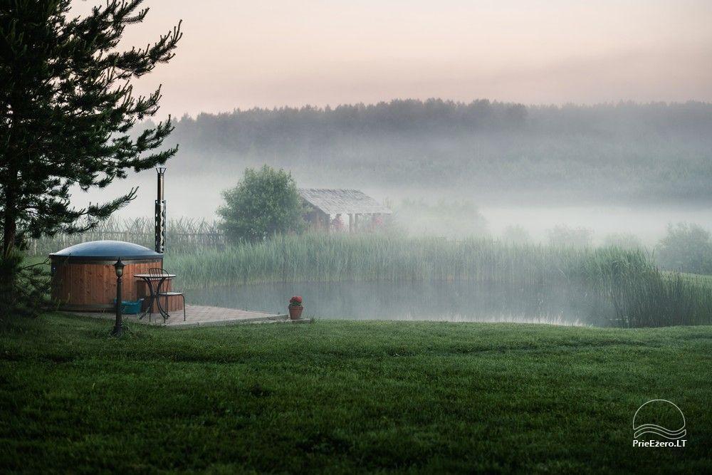 Ethnographic homestead in Lithuania Po Vienu Rūmu - 15