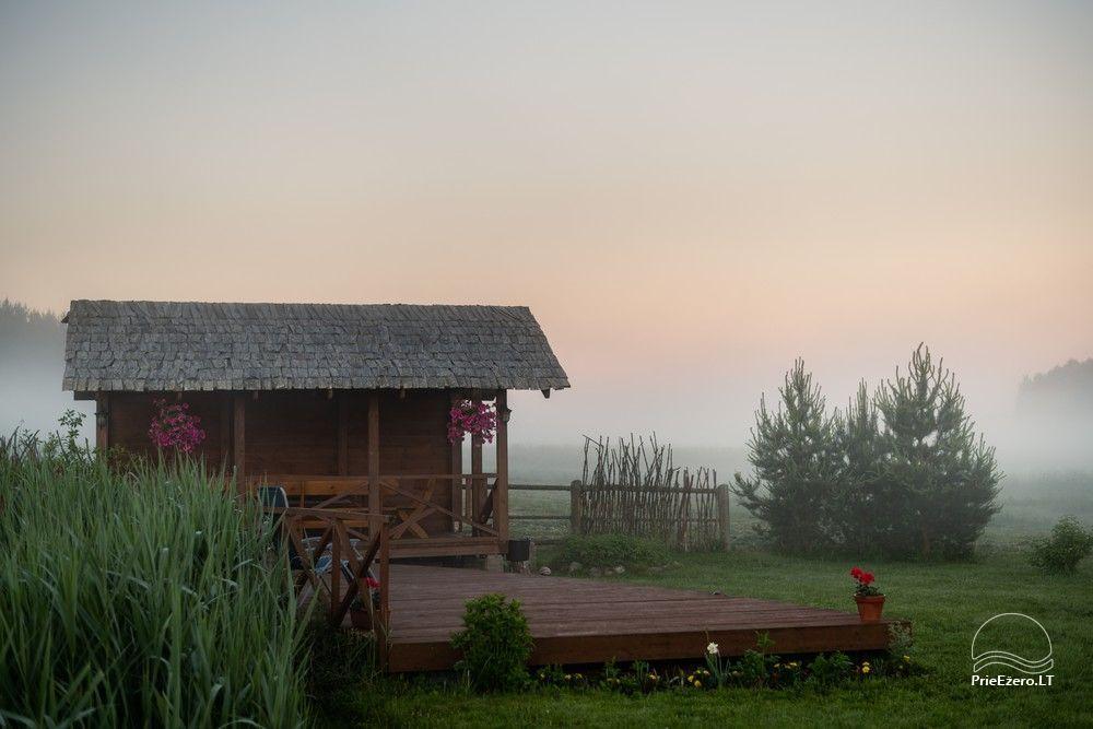 Ethnographic homestead in Lithuania Po Vienu Rūmu - 16