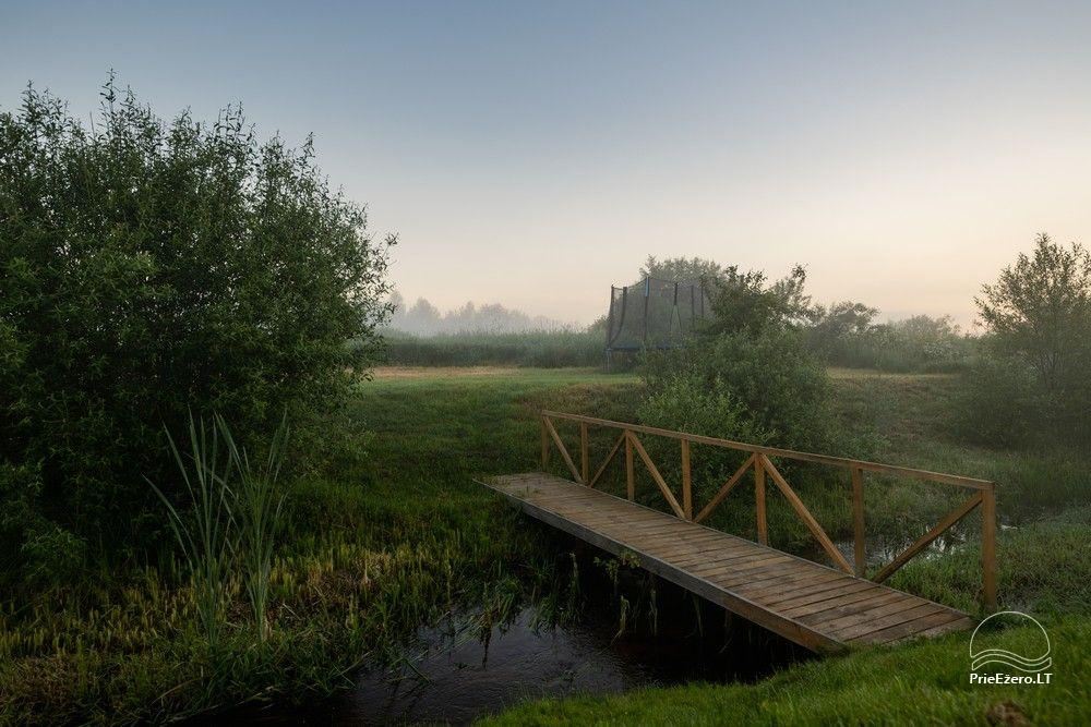 Ethnographic homestead in Lithuania Po Vienu Rūmu - 19