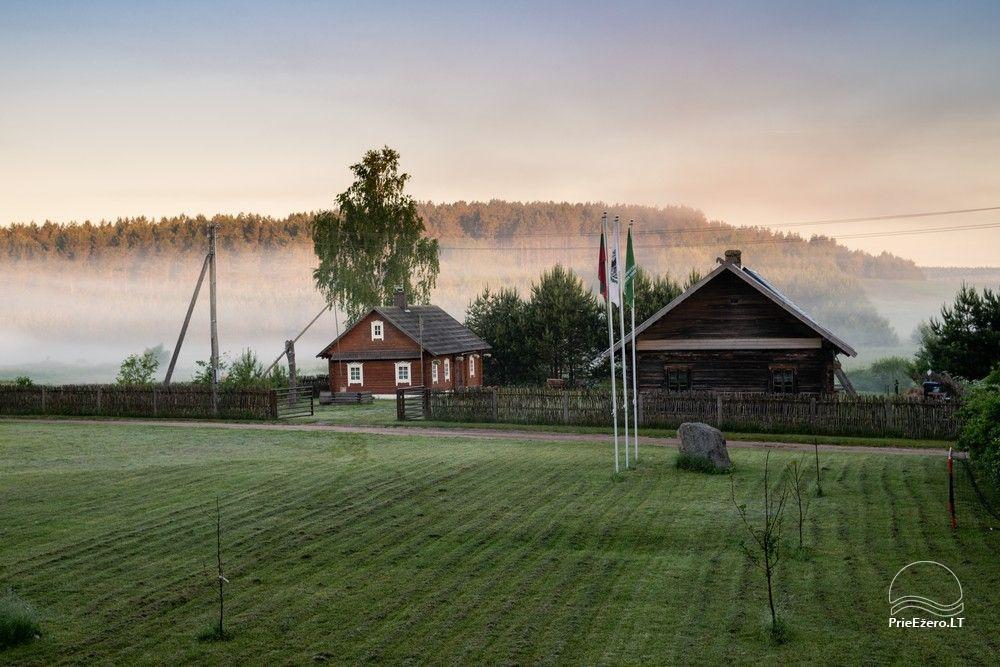 Ethnographic homestead in Lithuania Po Vienu Rūmu - 22